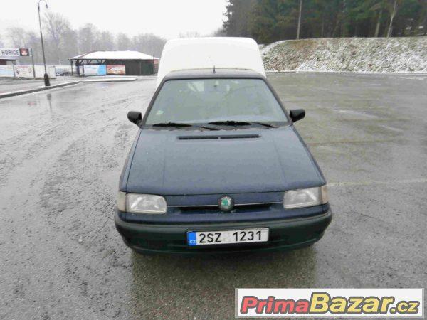 Skoda pick-up 1,9D