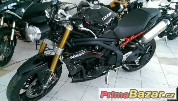 Triumph Speed Triple R, nakedbike