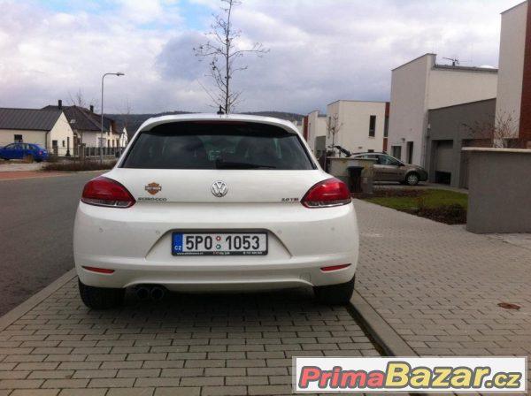 Volkswagen Scirocco 2.0 TSI- 200PS