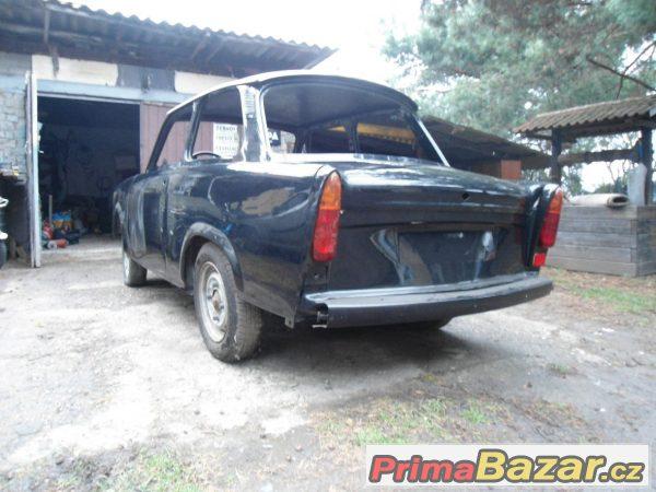 Trabant 601 + MNOHO dílů