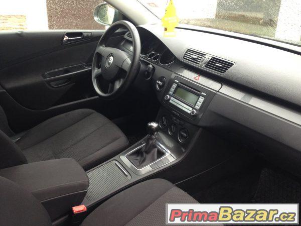 VW Passat 1.9TDi combi 77kW