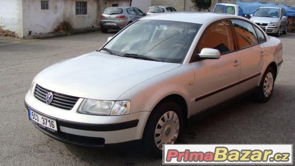 Volkswagen Passat, 1.6i AUTOMAT, sedan, benzín