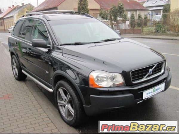 Volvo XC90, 2.4 D5 AUT. SUMMUM SERVISNÍ KN,