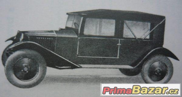 Tatra aj. předválečná