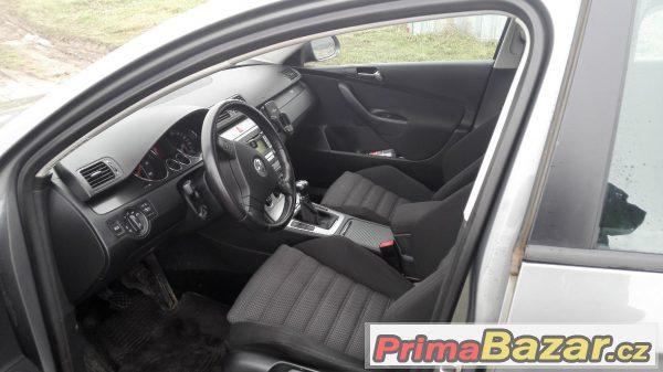 VW Passat 2.0 TDi, quattro, kombi