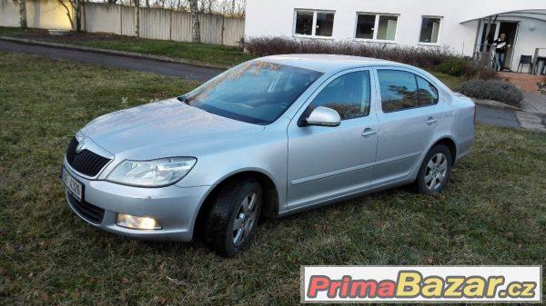 Škoda Octavie 1.6TDi