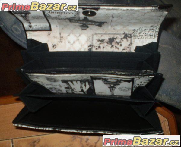 Originální dámský set - kabelka + peněženka