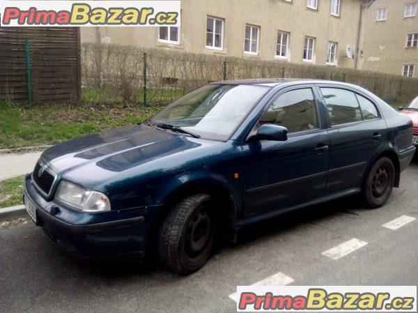 Škoda Octavia 1.9 TDi 81kW