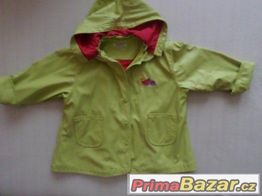 bunda/kabátek do deště