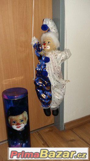 Krásný klaun do pokojíčku, nové