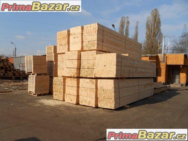 Nabízíme kvalitní stavební dřevo za dobrou cenu.