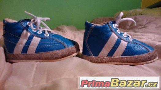 Prodám dětské botičky
