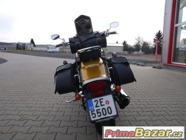 Yamaha XVS 1100 DragStar, chopper