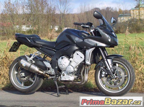 Yamaha FZ 1 S Fazer, silniční cestovní
