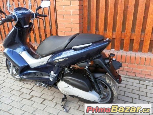 Yamaha XQ 150 Maxster, skútr