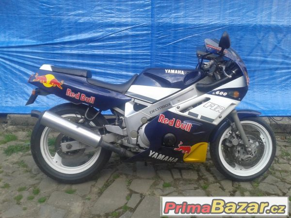 Yamaha 600FZR