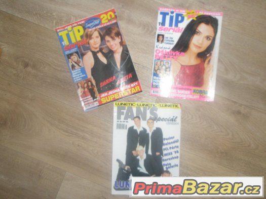 časopisy pro mladé