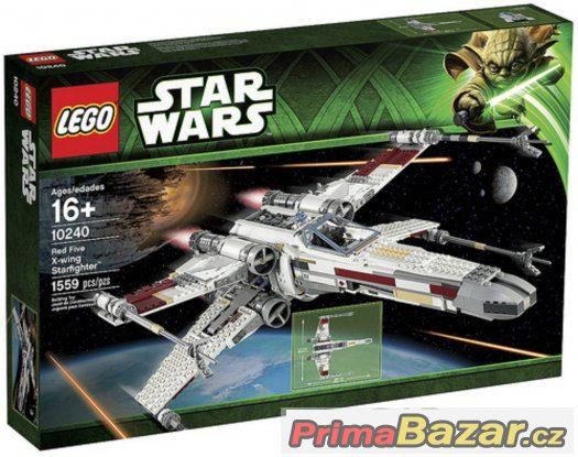 Koupím nerozbalené sběratelské Lego Star Wars UCS
