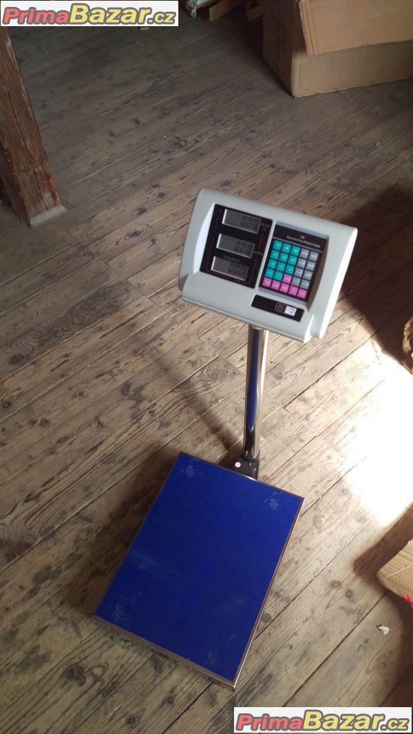 Nová digitální obchodní váha do 100 kg važivost po 20g
