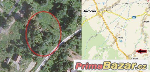 Jeseník Vlčice dům + pozemek přes 5 000 m2 studna