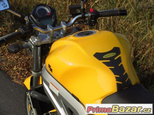 Suzuki SV 650 N, nakedbike