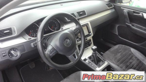 VW Passat  B7 2.0TDI - Highline