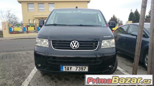 VW Multivan High line Automat TDI