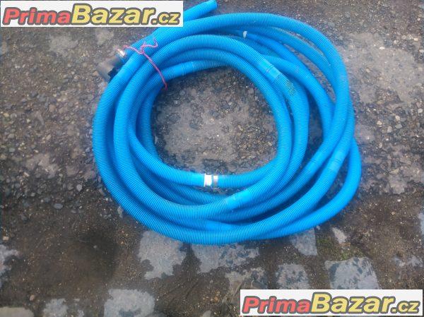 Použité trubky k filtraci nadzemních bazénů