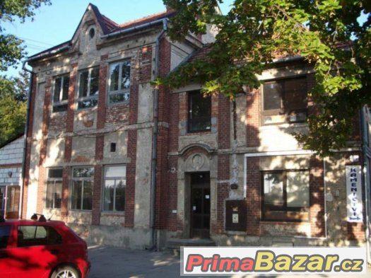 Pronajmeme nebytové prostory 320m2 na podnikání v Prostějově