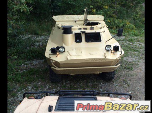 Brdm2 Obojživelné obrněné vozidlo POSLEDNI KUS