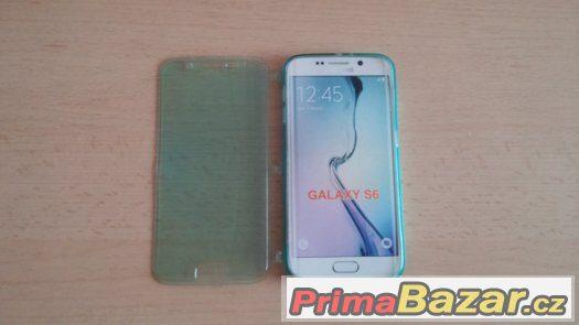 Kryt silikonovej na Samsung S6.