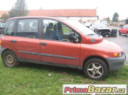 Fiat Multipla 1,6 16V 76Kw 2001