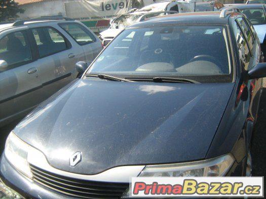 Renault Laguna II 2004 2,2dCi 110kW