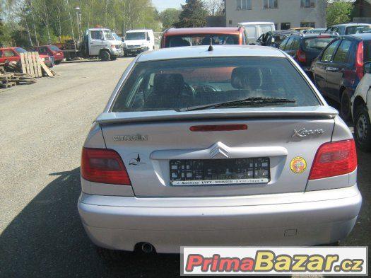 Citroen Xsara 2001 1,6 16V 80kW