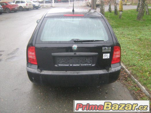 Škoda Octávia 1,6 75kw 2002