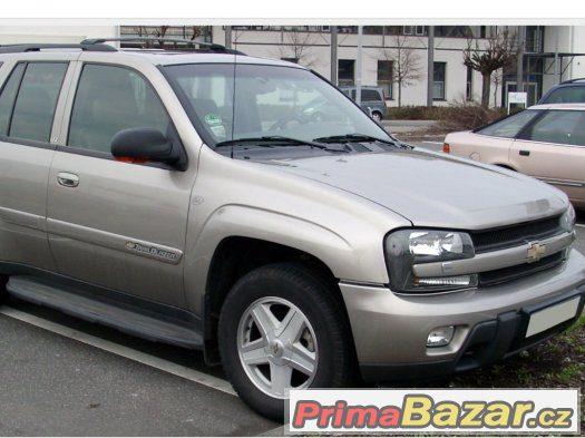 Chevrolet trailblazer 4x4 nove lpg