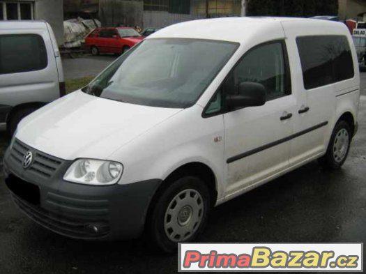 VW CADDY III 2004-