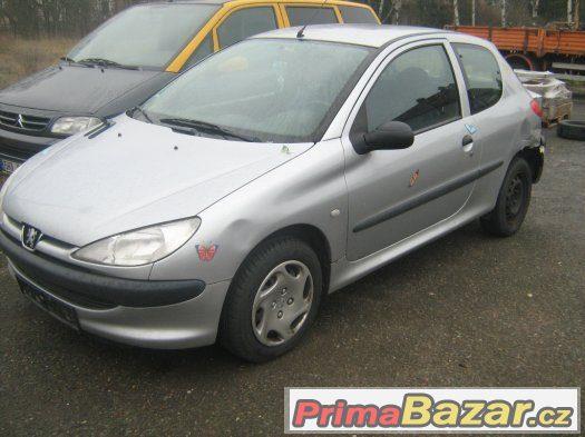 Peugeot 206 1,1 44Kw 1998