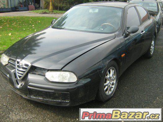 Alfa Romeo 156 1997 1,6 16v 88Kw