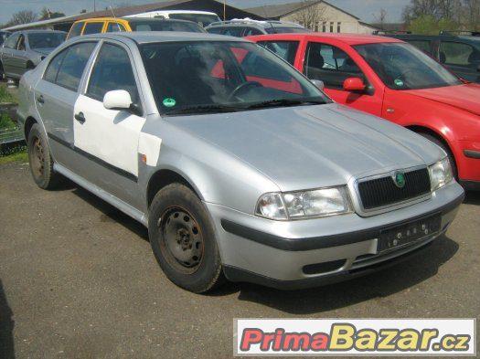 Škoda Octávia 1,6 74kw 1999