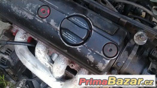 octavia motor 1.6 55 kw benzín