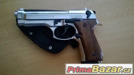 plynová poplašná pistole Berreta 9mm