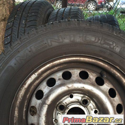 Sada letních pneumatik - TOP VZOREK