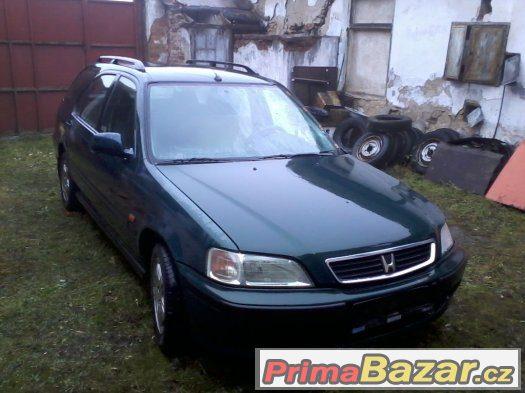 Honda Civic 1.5 , LPG .r.v. 2000