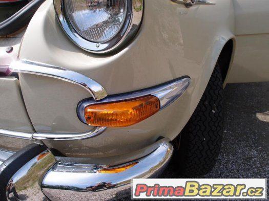 Škoda 1000MB - kapkovité blinkry