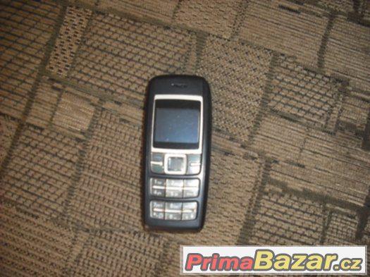 8ae111cf0 Prodám na ND mobilní telefon Nokia 1800.Lze zapnout a funkční při vložení  baterie-stávající špatná pouze zlobí sluchátko-příjem. Cena 100 kč V  případě volby ...