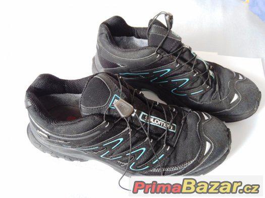 Trekové boty Salomon GTX - vel. 40 d55c8be7ab