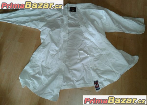 karate kimono ITAKI velikost 7/200 doprava zdarma nové