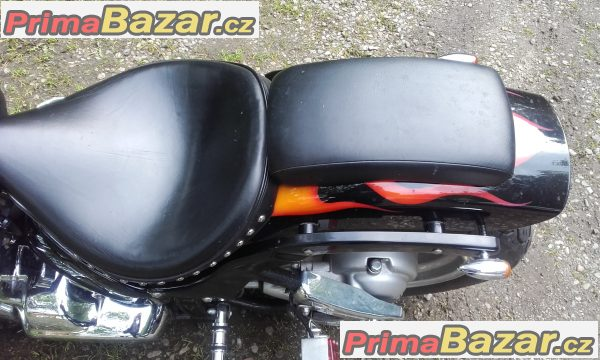 Prodám motorku Yamaha