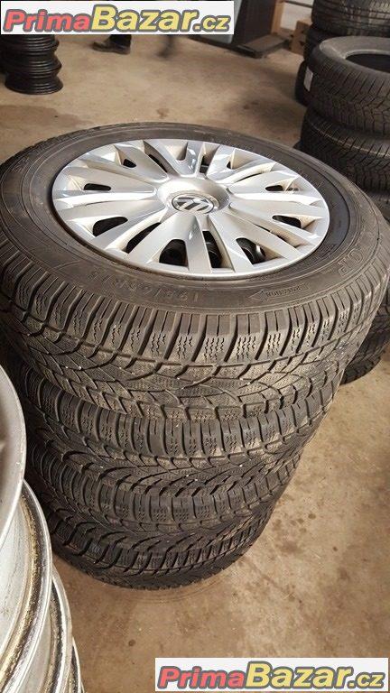 Plech. Disky s poklicema  VW Škoda Audi 1K0601027 5x112 6jx15 et47